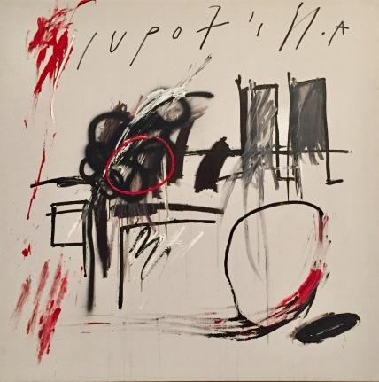 Jean-Michel Basquiat, Untitled, 1981 © Starkandart.com