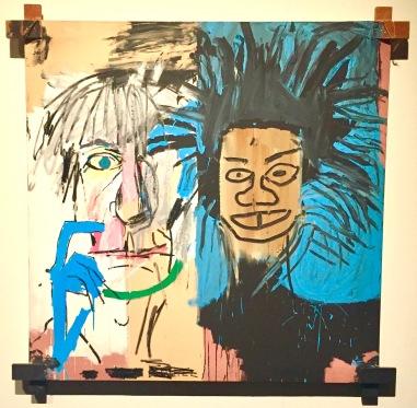 Jean-Michel Basquiat, Dos Cabezas, 1982 - Privatsammlung ©starkandart.com