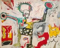 Jean-Michel Basquiat, Untitled, 1982 - Museum Boijmans van Beuningen, Rotterdam © starkandart.com