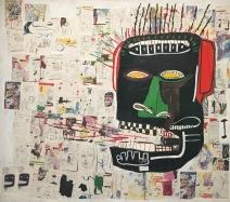 Jean-Michel Basquiat, Glenn, 1984 - Privatsammlung © starkandart.com
