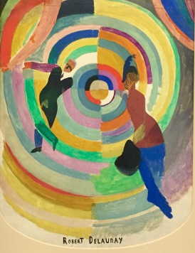 Robert Delaunay - Drame politique, 1914 - National Gallery of Art, Washington, D.C. © starkandart.com