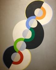 Robert Delaunay - Endloser Rhythmus, 1934 - Tate, London © starkandart.com