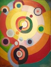 Robert Delaunay - Rhythmus, Lebensfreude, 1930 - Privatsammlung Zürich © starkandart.com